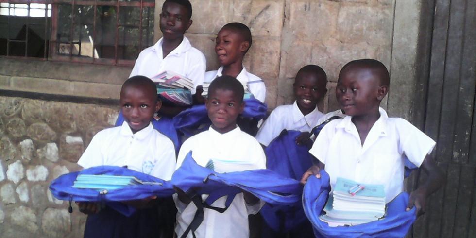 G.R.A.C.E. Africa webinar #3:  Leadership for Catholic Schools