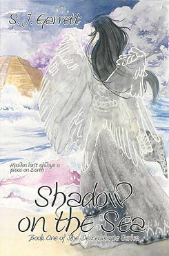 Shadow on the Sea book cover