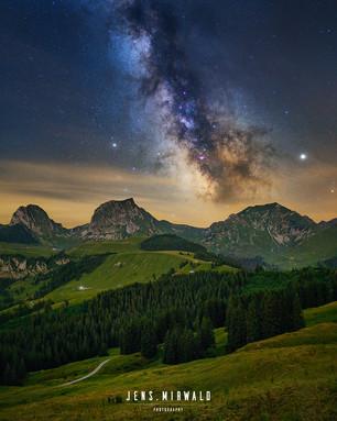 Gurnigel Pass, Switzerland