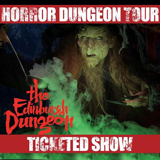 The Edinburgh Horror & Dungeon Tour