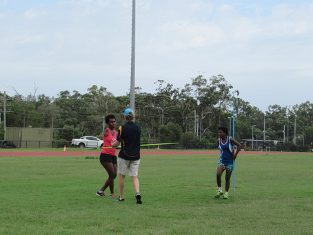 GAPS camp at Gold Coast