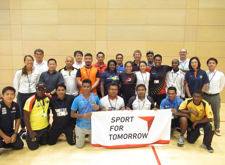 The First Para-coaching Workshop @ NSSU