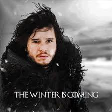 Autumn is here and Winter is Coming