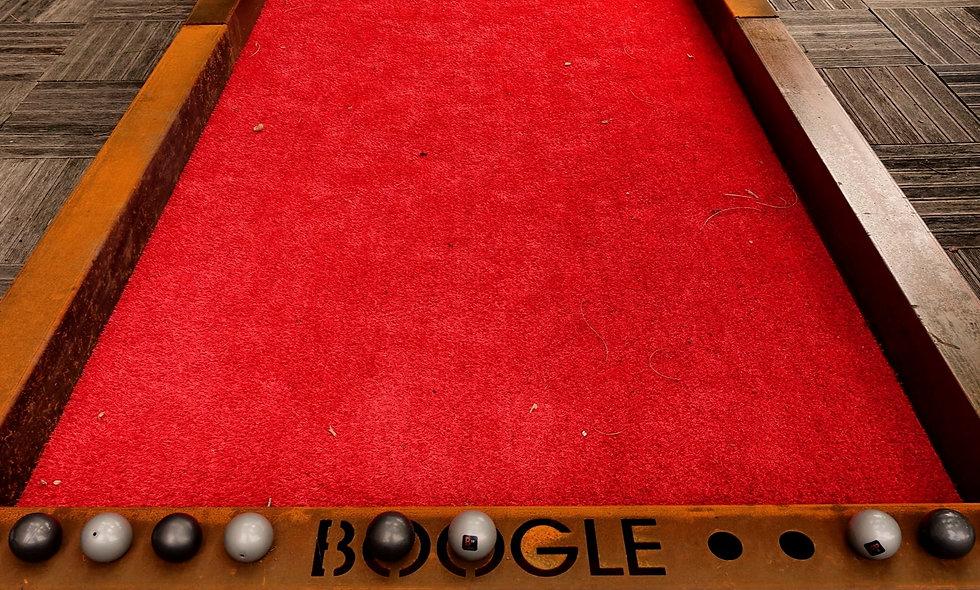 BOOGLE CORTEN - 8m × 2m