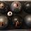 Thumbnail: SET DE 6 BOULES + 1 COCHONNET