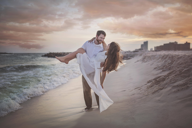 Engagement photos gulf shores al