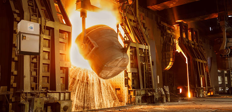 The fumes at a steel foundry can be hazardous to health, both in the short term and the long term.Mill-Hero.jpg