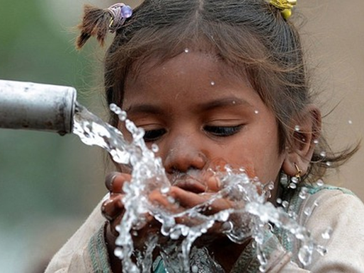 Pure Water technology from Devic Earth provides hope for water security
