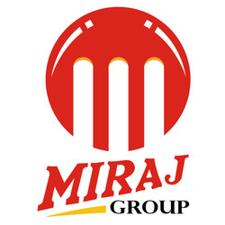 Miraj Group logo