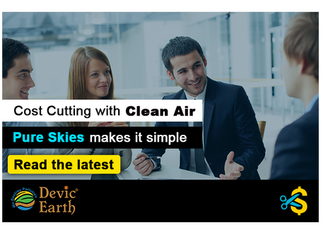 Cost cutting with clean air. Let's talk business!