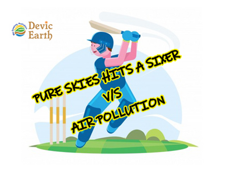 Office air pollution clean bowled by Pure Skies technology