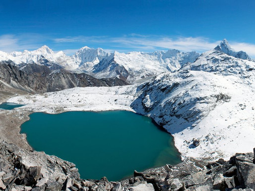 Is Chamoli the first of many more glacier bursts?