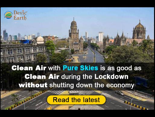 Air quality solutions post coronavirus lockdown