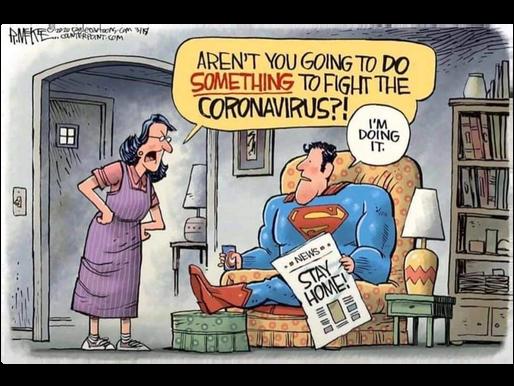 Our favorite coronavirus jokes