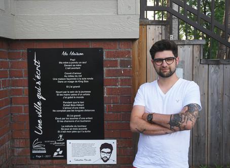 Rencontrez des Acadiens: Sébastien Bérubé - Edmundston, Nouveau-Brunswick