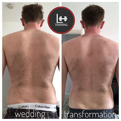 Transformation photo.