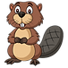cartoon-happy-beaver-white-background_19