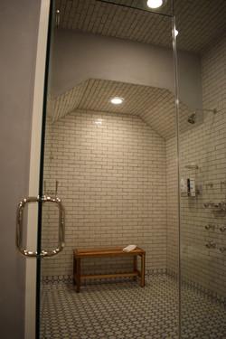 Tadelakt Waterproof Plaster Shower in We