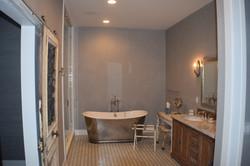 Tadelakt Bathroom in West Palm Beach Flo