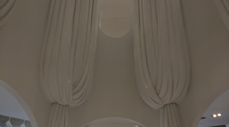 Plaster Curtains