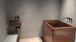 Tadelakt Bathroom in Fort Lauderdale