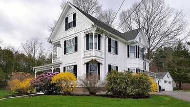 "The ""Youngest Old"" House was built in 1898 (Click to Enlarge)"