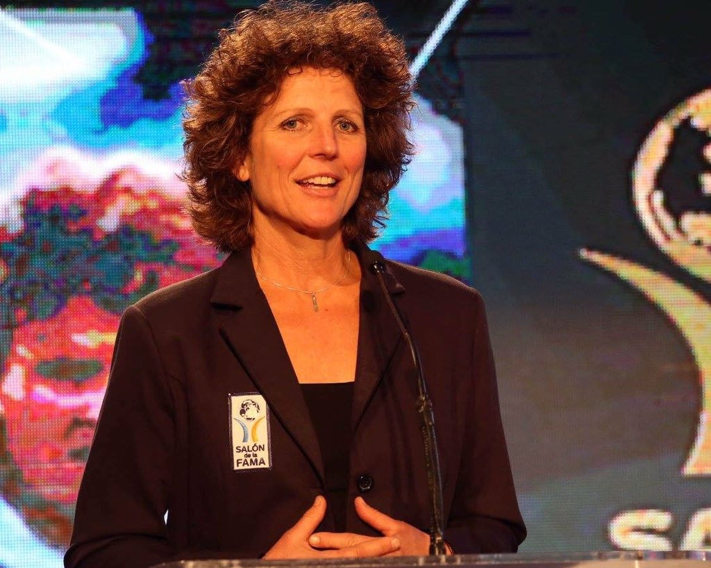 Michelle Akers Appearance World HOF