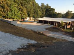 New Barn Site 2016