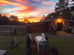 The Farm at Sunrise