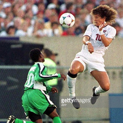 99 WC vs Nigeria