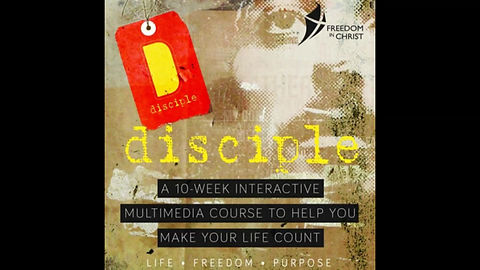 Find out more about disciple