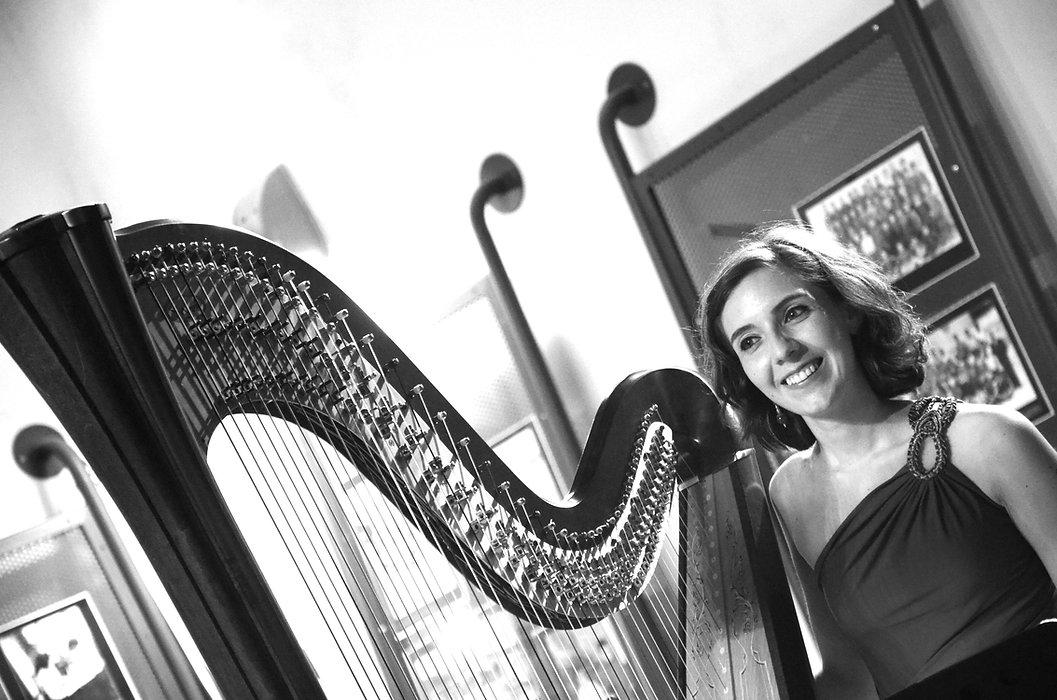 Roberta Brambilla Harpist