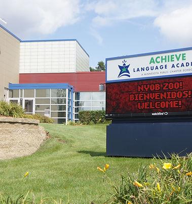 Achieve Language Academy