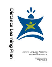 Achieve Distance Learning Plan (English)