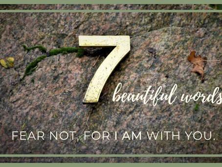 Seven Beautiful Words
