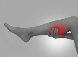 【お灸で免疫力アップ】足がつる、こむらがえりにおすすめのツボ