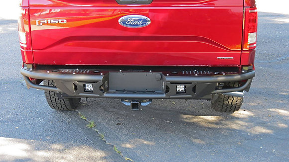 Race Series R Rear Bumper