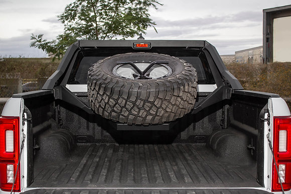 HoneyBadger Chase Rack Tire Carrier