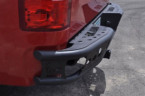 Dimple R Rear Bumper