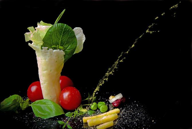 Здоровое питание эффективнее, чем уменьшение порций