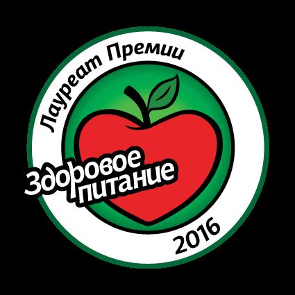 """Мы стали Лауреатами премии """"Здоровое питание"""" в номинации """"Общественная организация&q"""