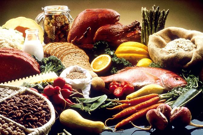 Рыба и овощи защищают от симптомов гипертонии