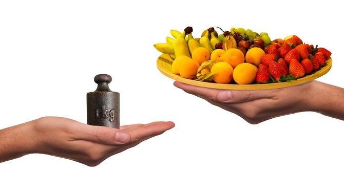 Даже небольшая потеря веса может значительно поправить здоровье