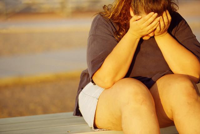 Ожирение удваивает риск депрессии у женщин с высшим образованием.