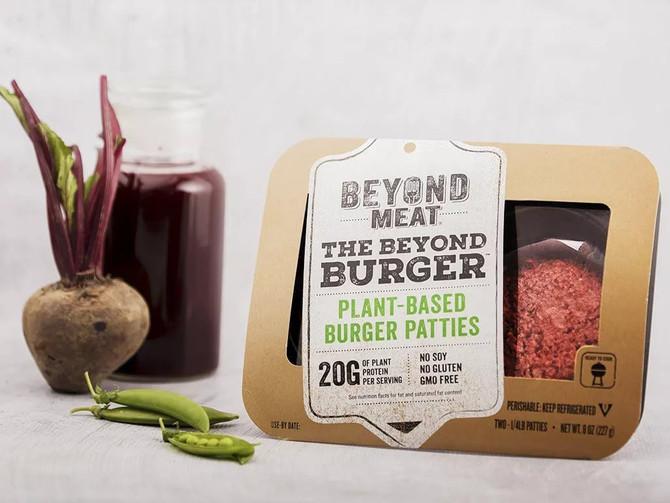 Растительное мясо полезнее обычного: есть доказательства