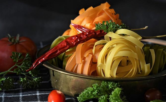 """Новый тренд: """"Зеленая"""" средиземноморская диета"""