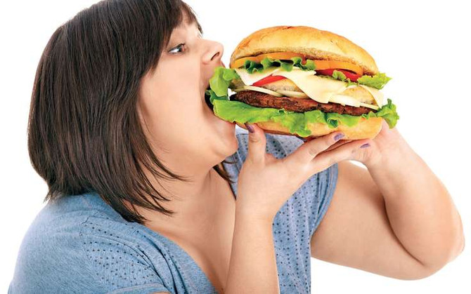 РФ вышла на 3 место по ожирению