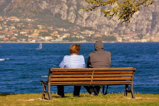 Средиземноморская диета помогает сохранить активность в пожилом возрасте
