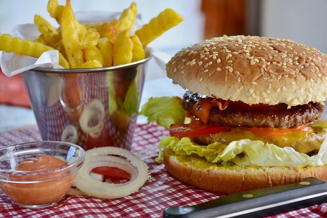 Тягу к нездоровой еде можно побороть