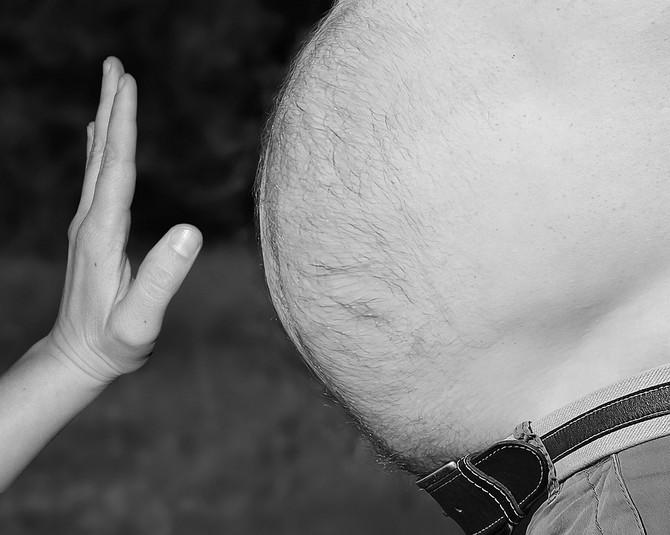Нельзя быть толстым и здоровым одновременно